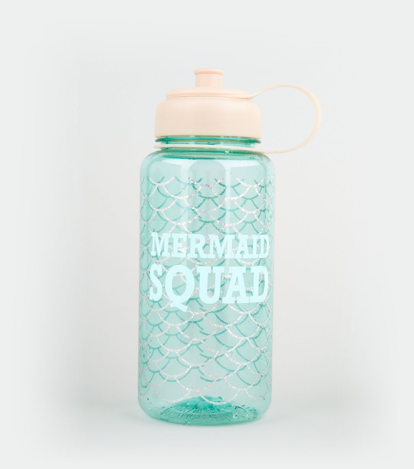 Blue Mermaid Design Water Bottle | cups and mugs | Mermaid