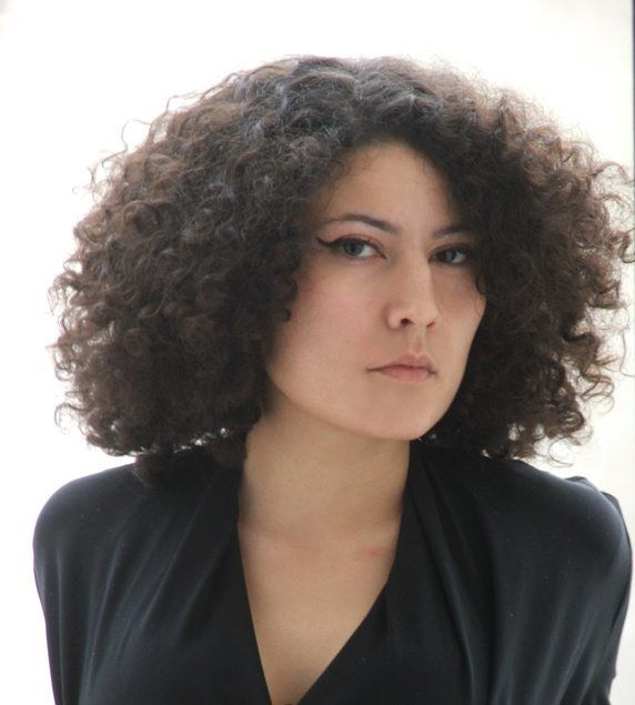 Iranian woman with curly hair | Hair Like Mine in 2019 | Curly hair