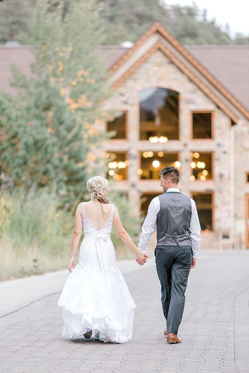 ROMANTIC ESTES PARK COLORADO MOUNTAIN WEDDING VENUE ...
