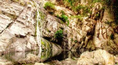 Córrego Valencia - Agua fresca no Tayrona