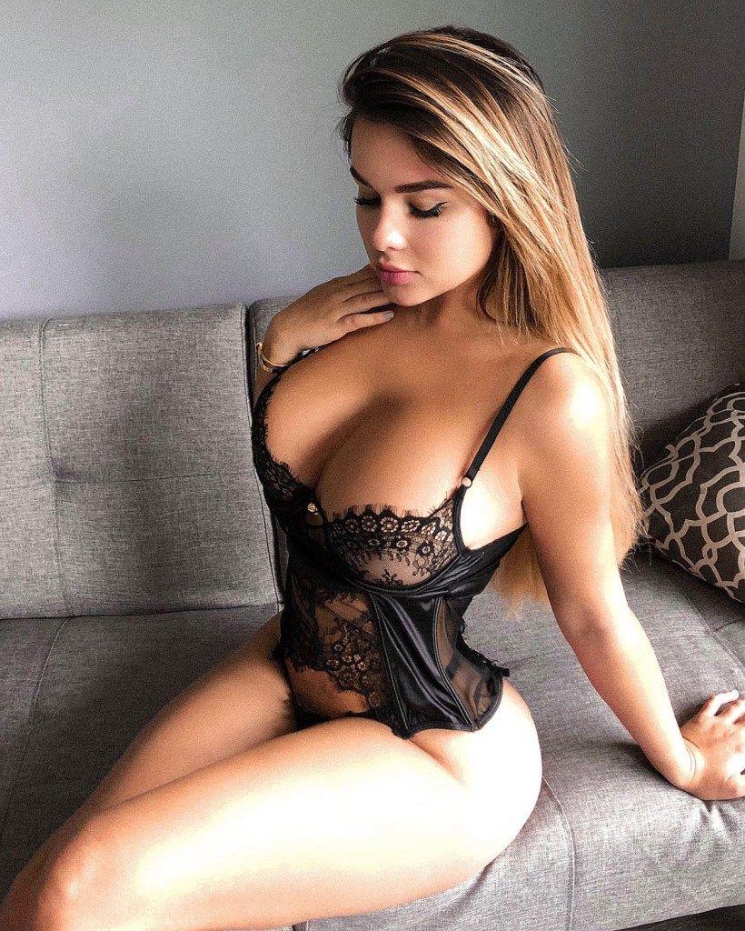 Anastasiya Kvitko  Fitness  Pinterest  Lencera Sexy -1086