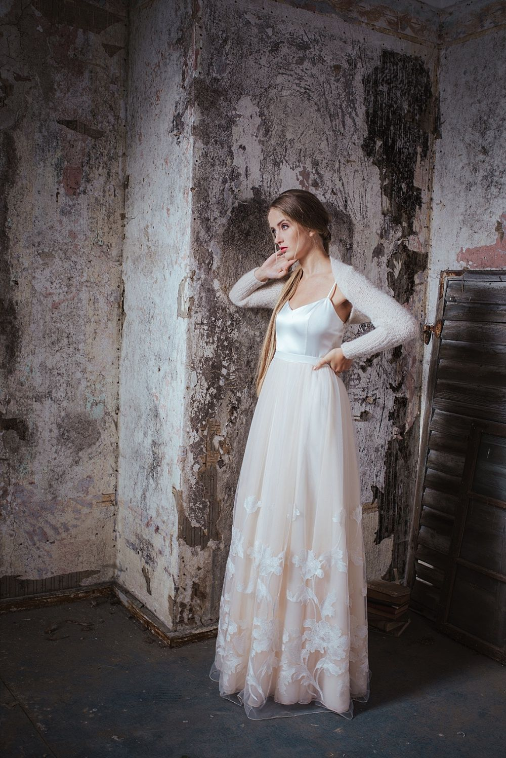 Berühmt Vintage Spitze Arthochzeitskleider Galerie - Brautkleider ...
