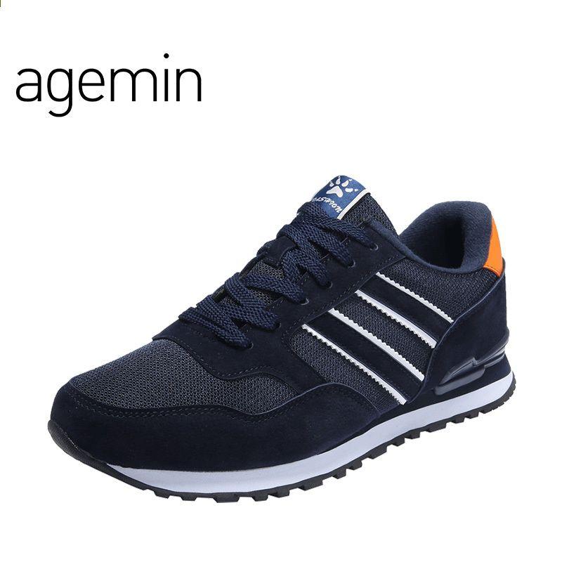Agemin Skorzane Obuwie Letnie Oddychajace Miekkie Meskie Obuwie Meskie Dla Doroslych Odprowadzajace Obuwie Lekkie Obuwie Meskie Shoes Adidas Sneakers Sneakers