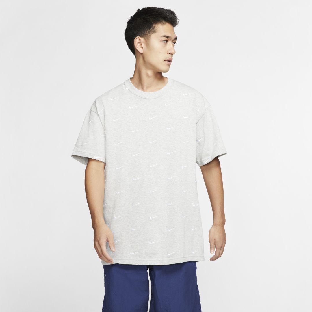 Nike Men's Swoosh Logo T-Shirt. Nike.com #nikeclothes