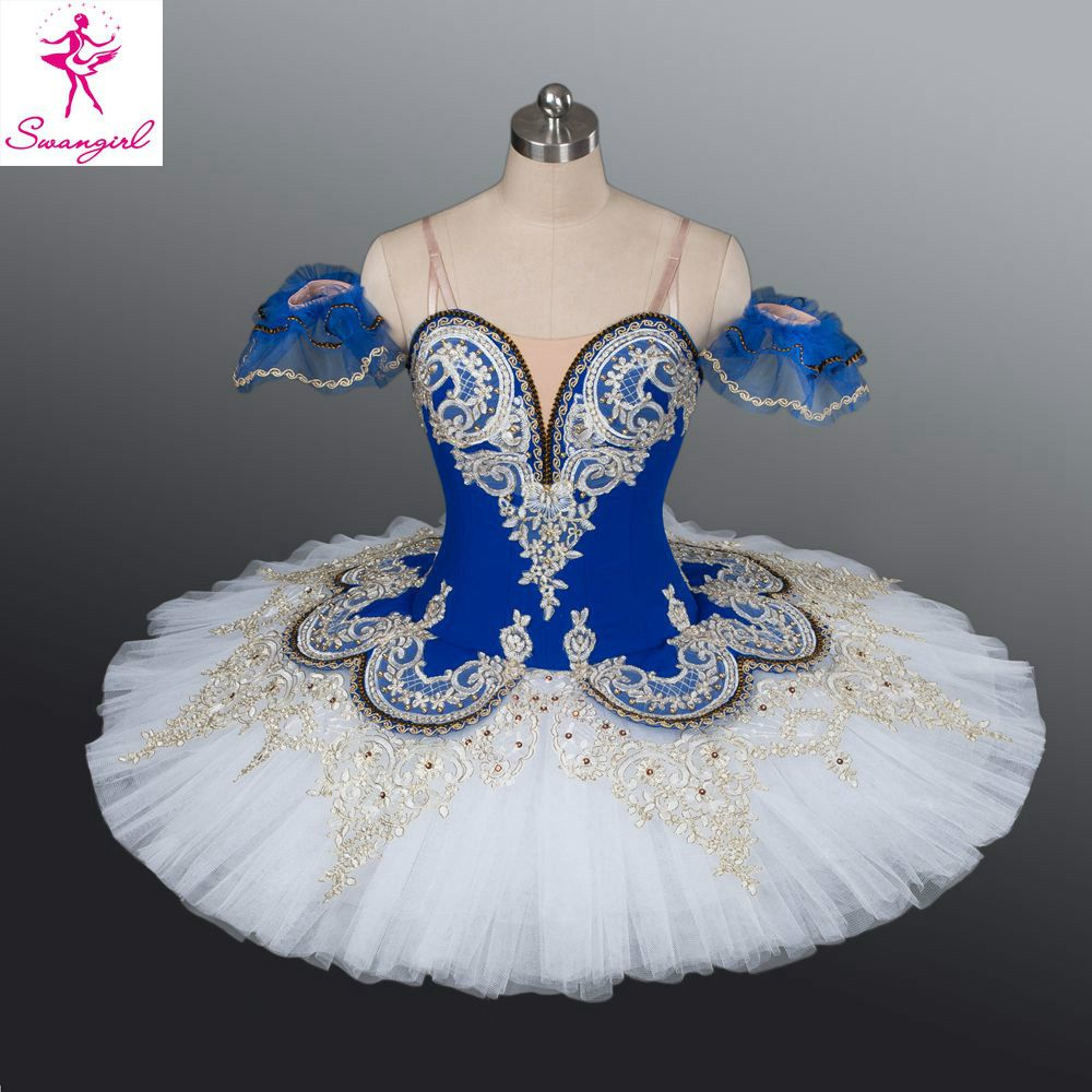 7465dc2fe997 2015 New Arrival!classical ballet costumes white,blue professional tutu,pancake  tutu,ballet rehearsal tutu,girls ballet tutu-in Ballet from Novelty ...