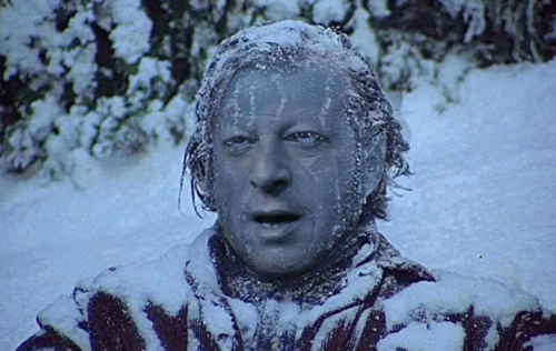 The Whited Sepulchre: An Inconvenient Freezing Of Al Gore's Ass