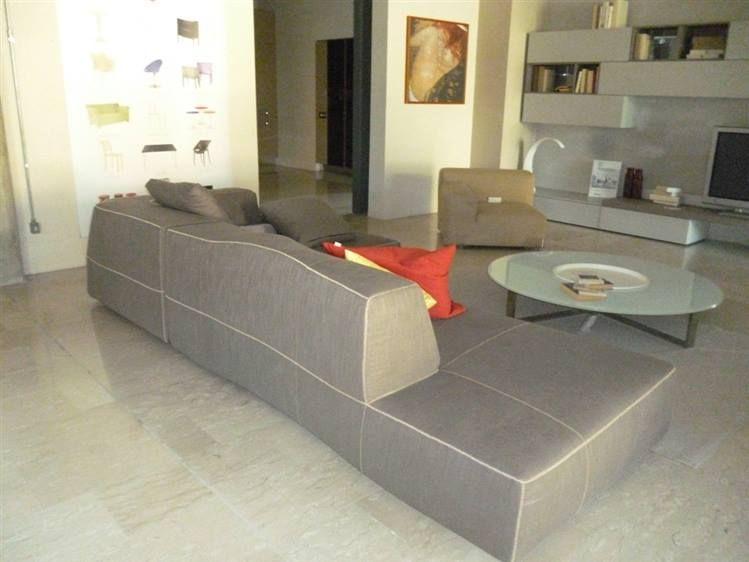 DIVANO BEND-SOFA - B&B ITALIA - prezzo outlet: SCONTATO DEL 25 ...