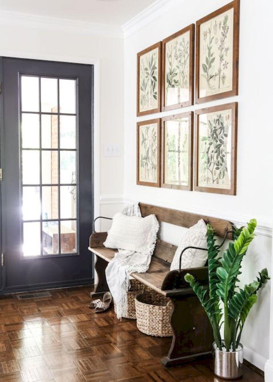 Gorgeous 50 Cozy Modern Farmhouse Living Room Decor Ideas https ...