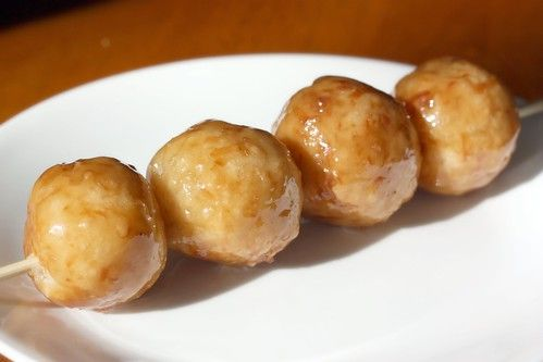 Art of Dessert: Karioka (Deep-fried Coconut Rice Balls ...