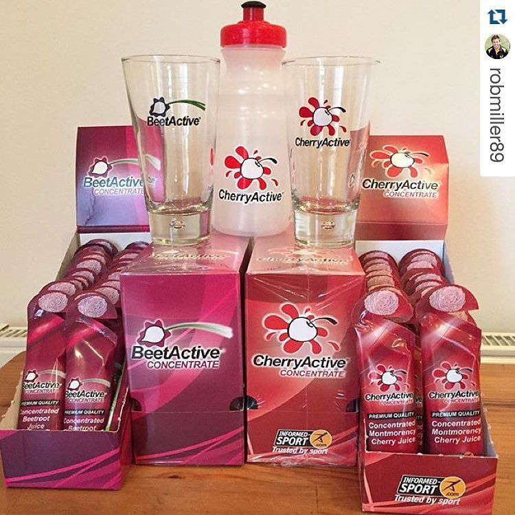 Via @robmiller89 I'm glad to be fully stocked with @cherryactiveuk helping me to get through a tough pre season!  #preseason #rugby #wasps #professionalrugby #6nations #football #AFL #NRL #recovery #endurance #performance #sport #fitfam #training #gym #weightlifting #mtb #running #sportsrecovery  #beetroot #beet #cherry #BeetActive #CherryActive #raw #natural #superfood #antioxidant #awesome #wholefood