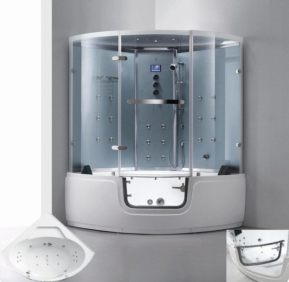 Flash Sale Maya Bath Roma W Steam Shower 200 Steamshowerhub Com Steam Showers Cleaning Shower Head Shower Massage