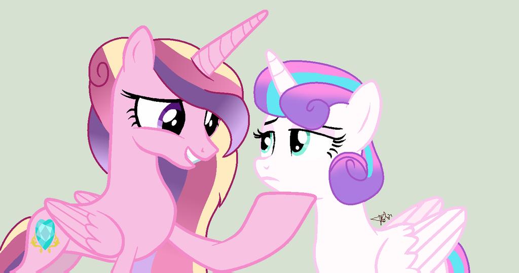 Mlp Princess Flurry Heart By Color Rainbow S2 My Little Pony Comic Pony My Little Pony Princess