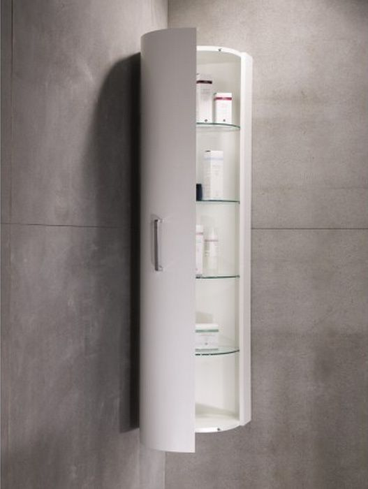 A Really Handy Corner Cabinet For All Your Bathroom Bits Product Image Roper Rhodes Luxe Storage
