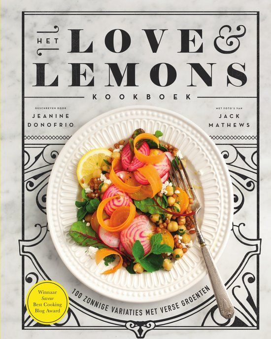 Kookboek Love & Lemons review op foodblog Foodinista met recept voor cashewnoot dip