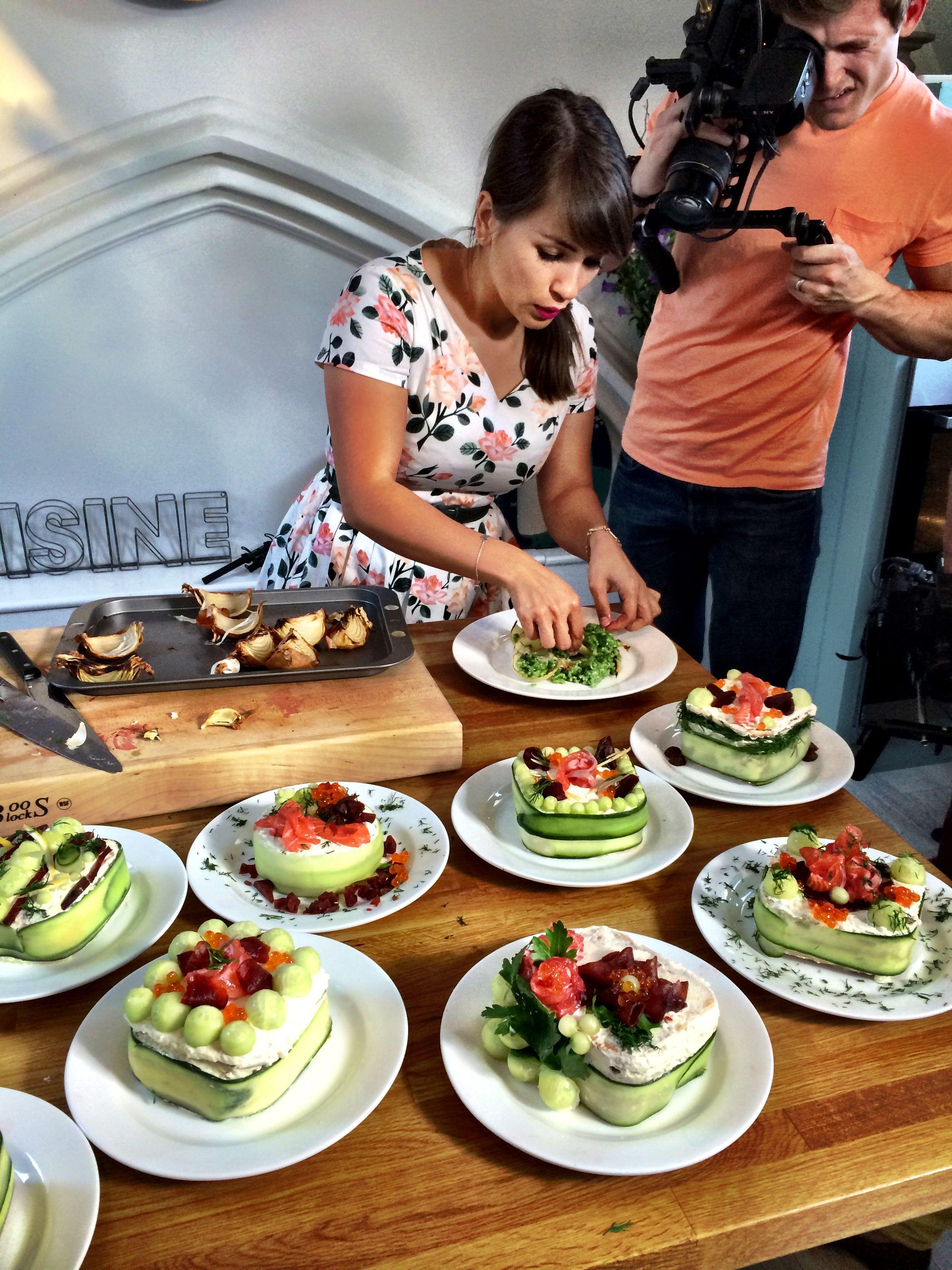 Rachel Khoo Little Paris Kitchen | Cooking With Rachel Khoo