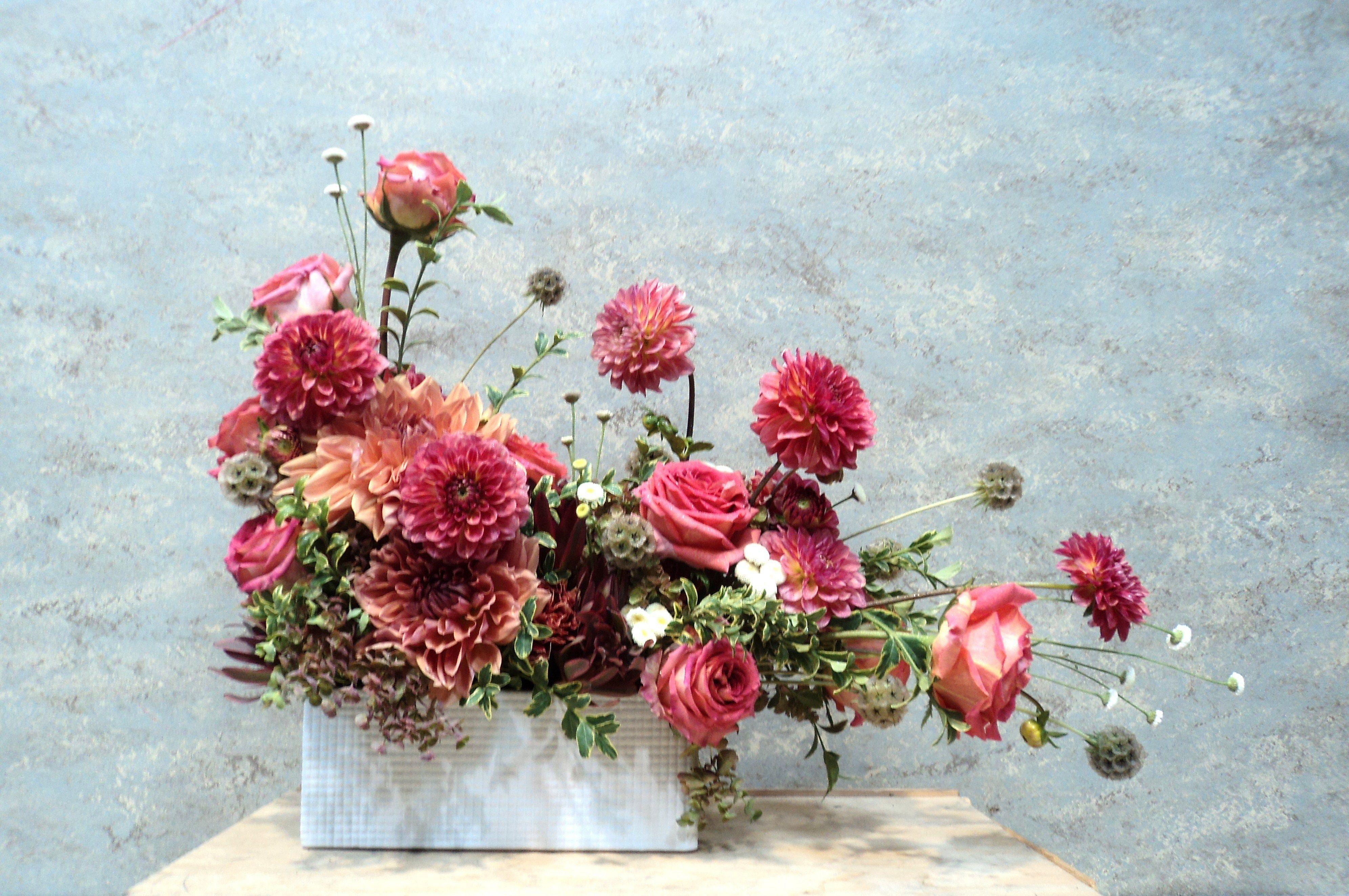35 Beautiful Valentine Floral Arrangements Ideas For Your Beloved