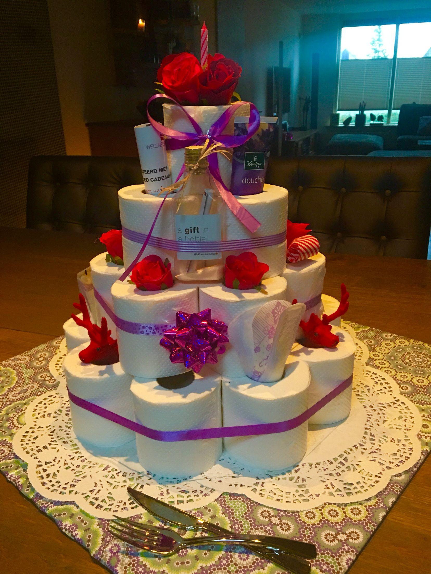 Favoriete Schijt-aan-mijn-leeftijd-taart * 50 jaar * cadeau * Sarah | Suus &LK21