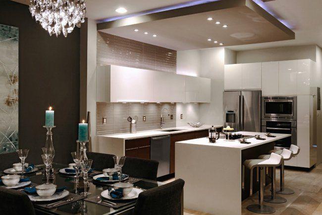 38 id es originales d 39 clairage indirect led pour le plafond d corations rustiques pinterest. Black Bedroom Furniture Sets. Home Design Ideas