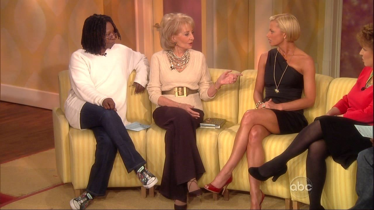 Jaime Pressly On The View 3 19 09 Movies Tv Shows