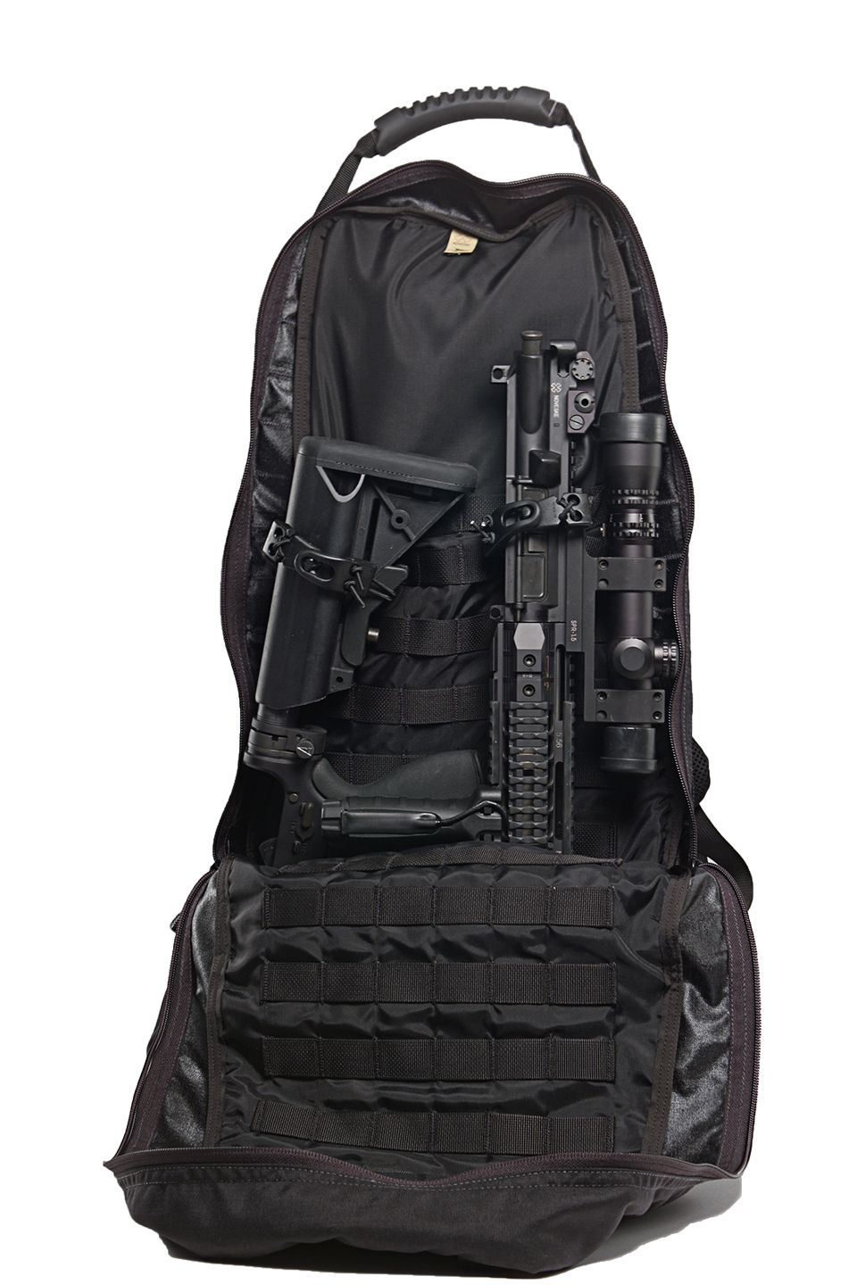 4d7e5e93ea Discreet Carry AR-15 Backpacks For