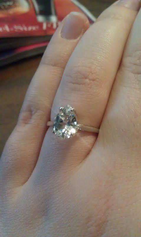 pear cut engagement rings 171 weddingbee boards rings pear cut engagement rings engagement