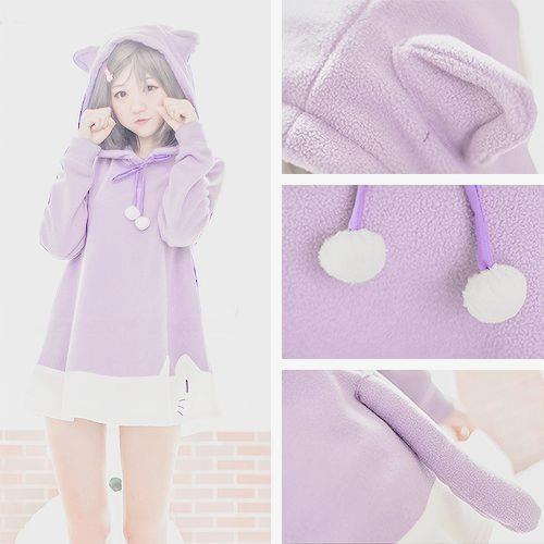 Cat hoodie (Blippo.c  Cat hoodie ( Blippo.com )