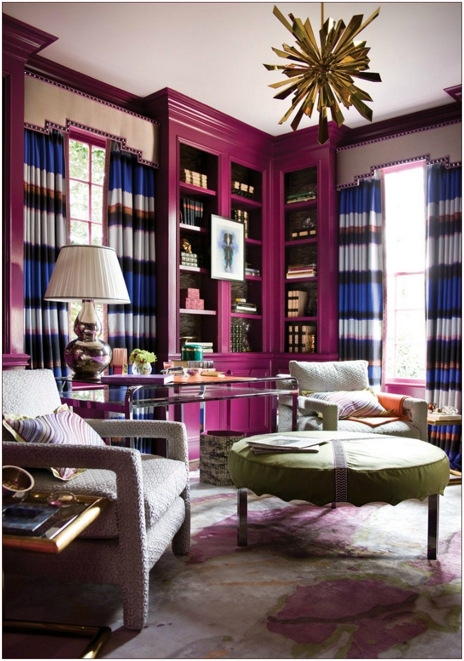 dark room colors and vibrant wall paint changing interior on paint combinations for interior walls id=22008