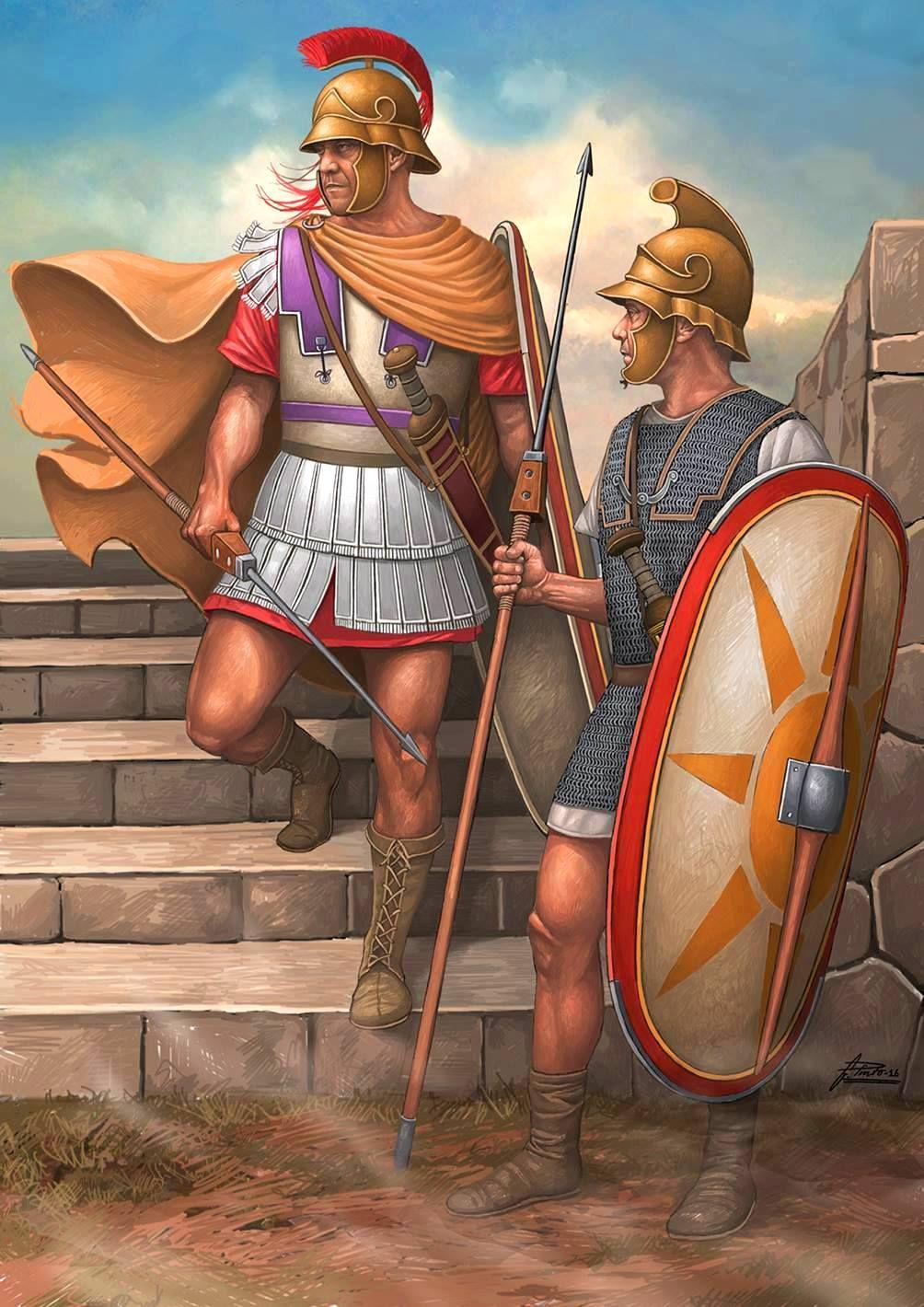 древние бойцы картинки