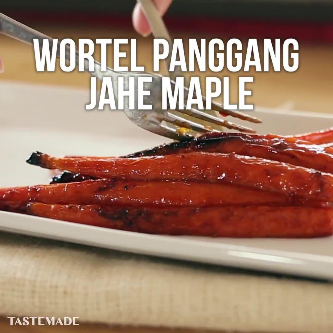 Video Video Wortel Panggang Jahe Maple Resep Resep Makanan Dan Minuman Resep Makanan Resep