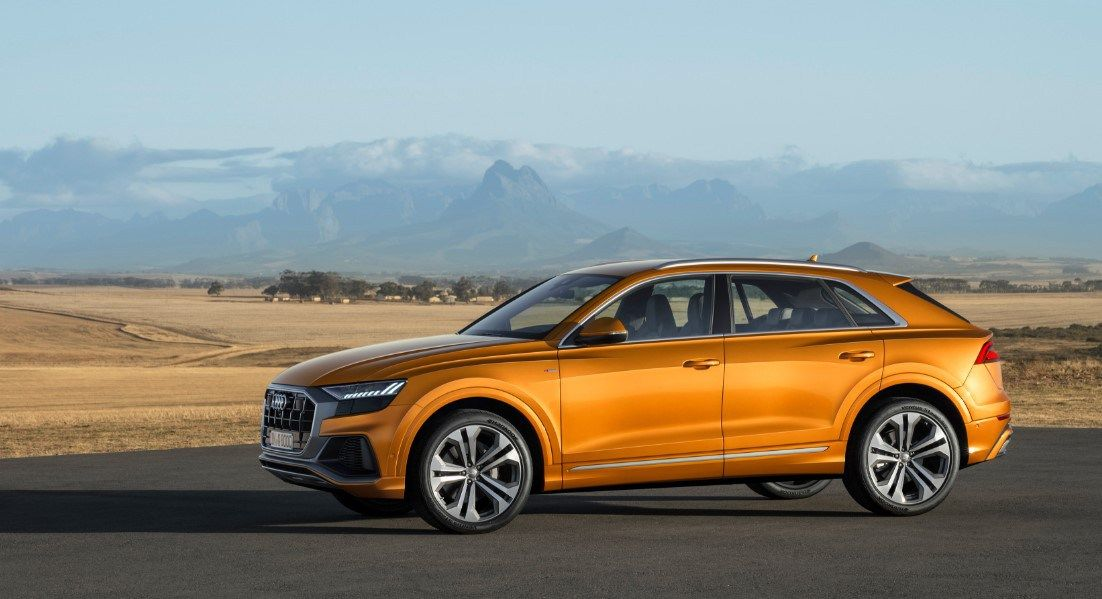 Audi Has Officially Released The Preview Of 2019 Audi Q8 However It Is Not Coming Yet To The U S Read The Full Story Of 2019 Q8 In Audi Bmw X6 Audi Quattro