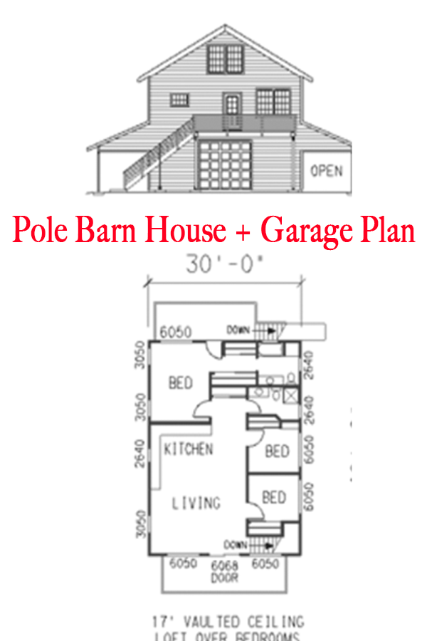 Pole Barn House Floor Plan with garage #polebarnhouses Pole Barn House Floor Plan with garage . this is awesome  #polebarnhouse #polebarngarage #polebarnhomes Pole Barn House Floor Plan with garage #polebarnhouses Pole Barn House Floor Plan with garage . this is awesome  #polebarnhouse #polebarngarage #polebarngarage