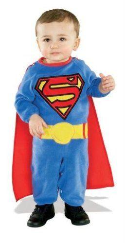 Halloween Costumes Item – Superman Newborn Costume 0-6 Months #costume #deals