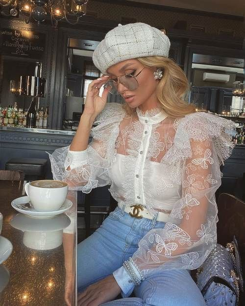 Puffy sleeve blouses styling ideas
