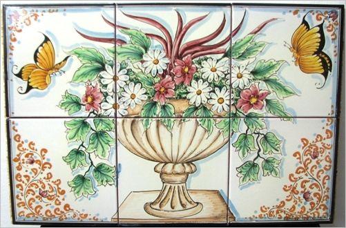 Poster modelli di piastrelle in ceramica u pixers viviamo per