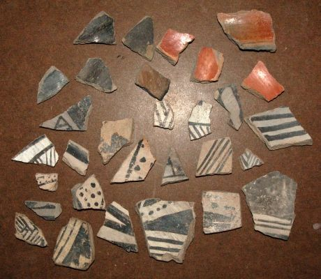 Dating florida indian pottery shards