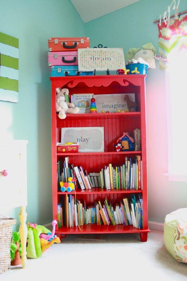 LALOLE BLOG: VIEJOS MUEBLES PINTADOS PARA CUARTOS INFANTILES ...