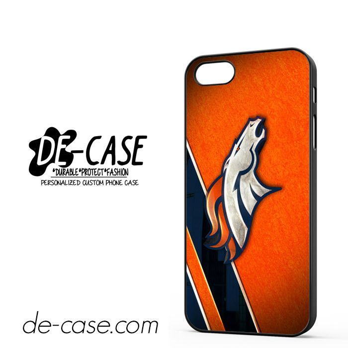 Denver Broncos Horizontal DEAL-3163 Apple Phonecase Cover For Iphone 5 / Iphone 5S