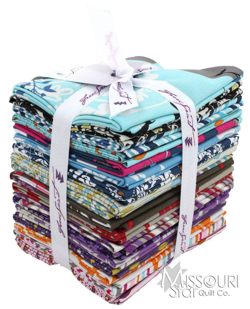 Novella Fat Quarter Bundle from Missouri Star Quilt Co