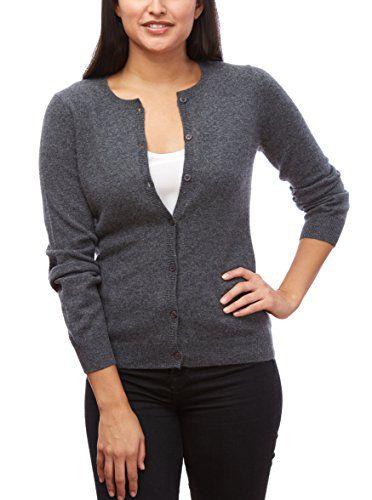 c04136da07 Moon Cats Womens sweaters 100% Cashmere Cardigan Long Sle ...