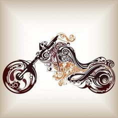 motorbike tattoo design - Google keresés