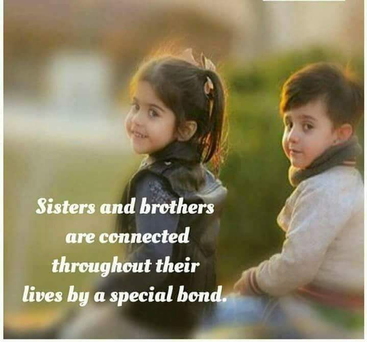 Brothers And Sisters Separated By Distance Joined By Love