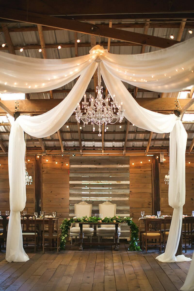 Home wedding decor ideas  Elegant Vinewood Wedding  Sweetheart table Elegant and Weddings