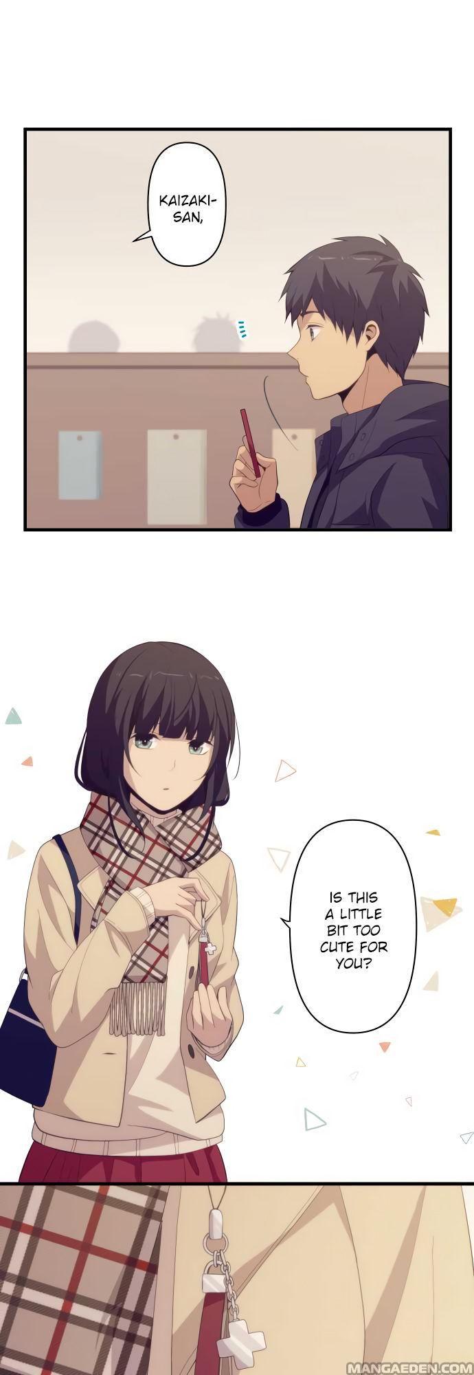 Manga ReLIFE Chapter 195 Page 0 Manga, Anime, Chapter