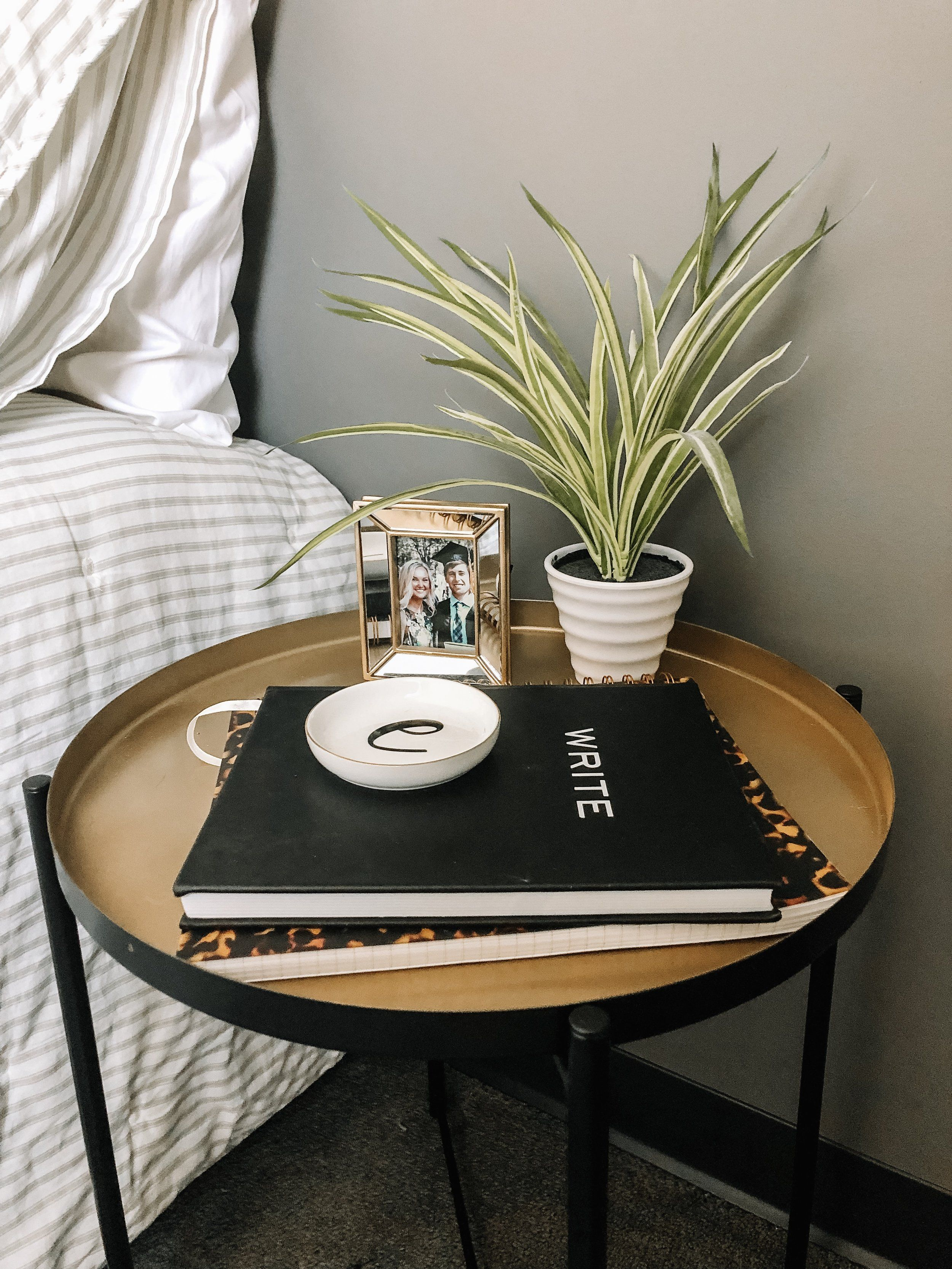 Ikea Night Stand Hack Ikea Side Table Ikea Tray Table Wood Console Table [ 3333 x 2500 Pixel ]