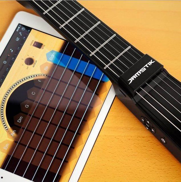 Zivix Jamstik Smart Guitar Portable Digital Bluetooth Controller