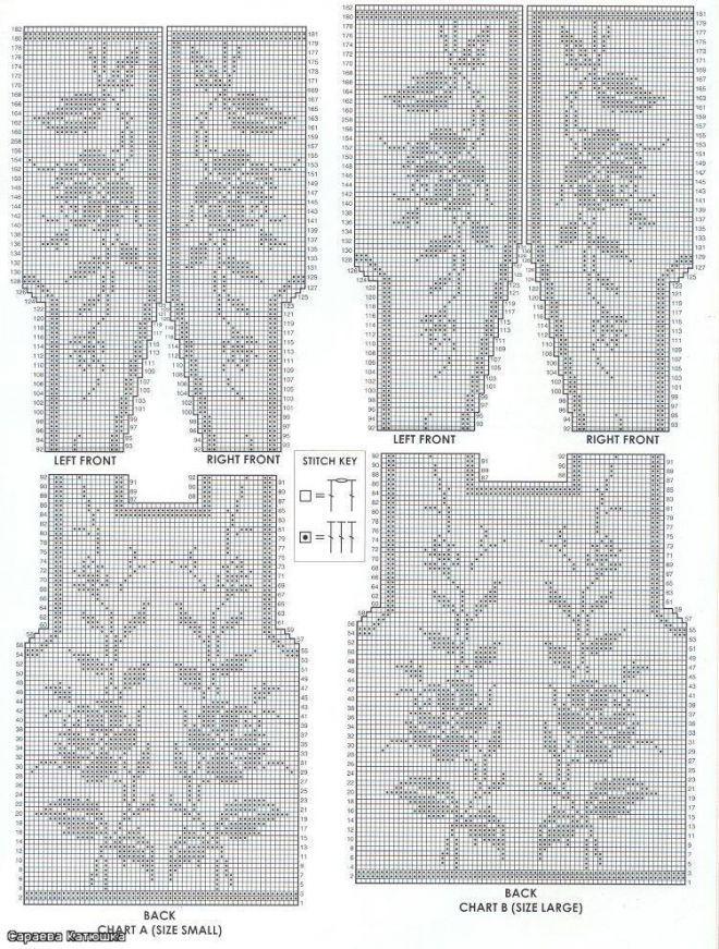узоры на филейной сетке филейное вязание вязание вязание