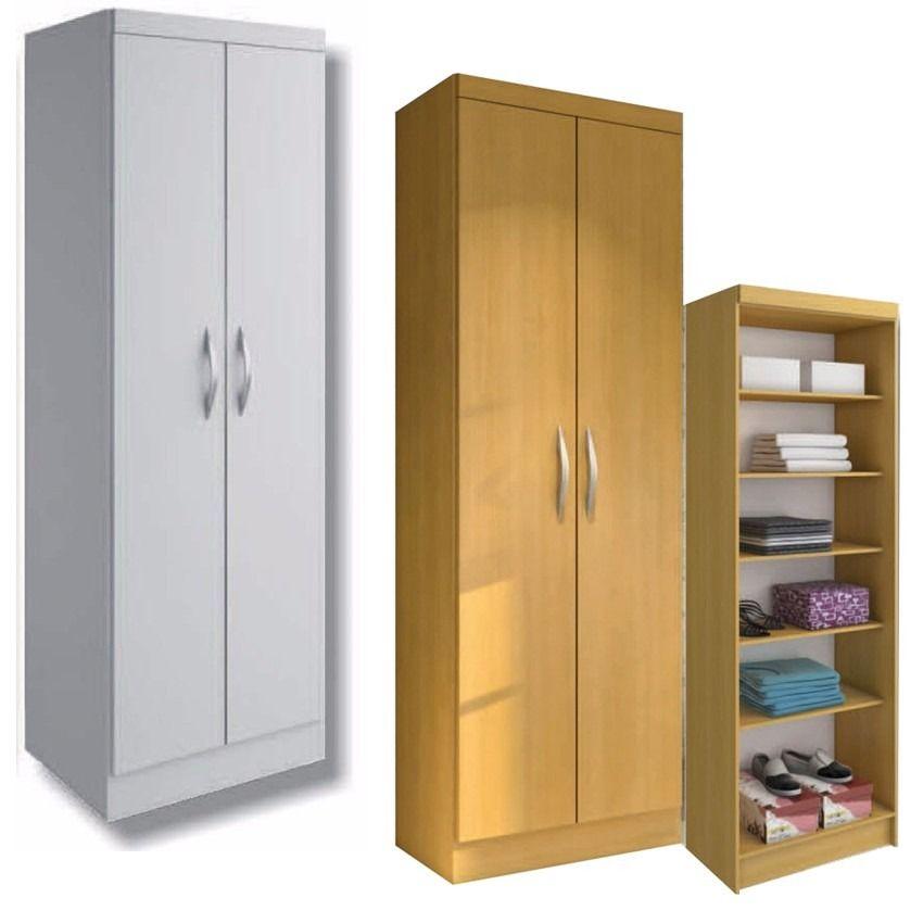 Biblioteca estanter a zapatera ropero armario for Zapateras de metal
