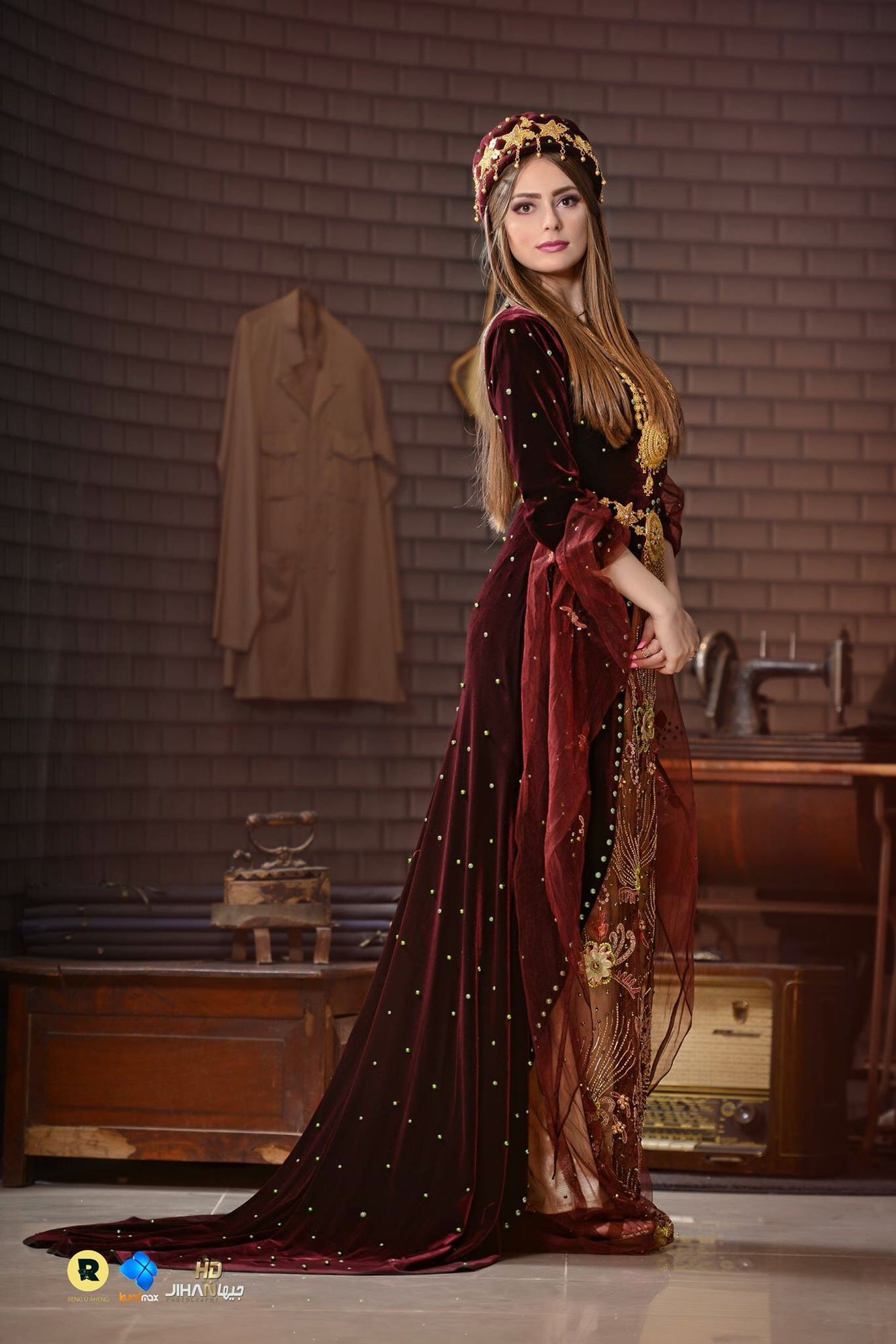 Kurdish Girl In Kurdish Clothes ️ Pinterest Kvrdistan