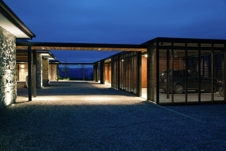 Casa de Campo em Clevedon / Herbst Architects
