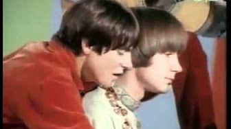 Monkees - Daydream Believer - Great Audio Quality. Music Video From MTV. - YouTube